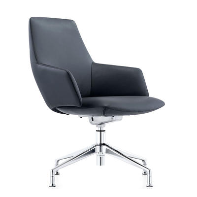 Client leisure reception swivel office chairs