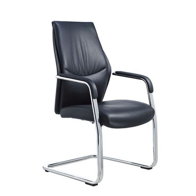 Office visitor guest chair with armrest waiting room furniture