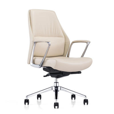 Simple staff office chair in meeting room
