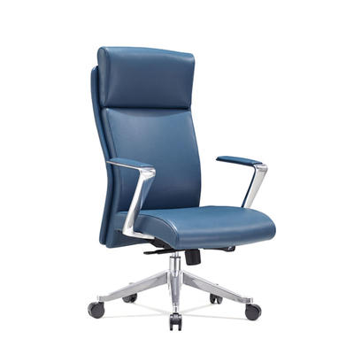A1511 Multi-Color High Back Leather Executive Office Chair