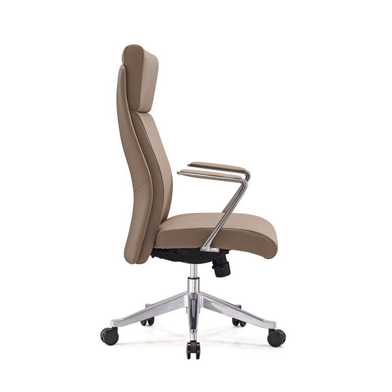 product-Furicco-A1511 Multi-Color High Back Leather Executive Office Chair-img