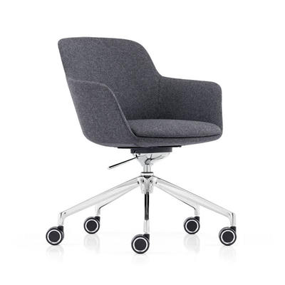 B1816 Reception Room 0ffice 0r Hotel Swivel Waiting Chairs