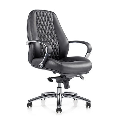 F285 Swivel Low Back PU Office Conference Chairs