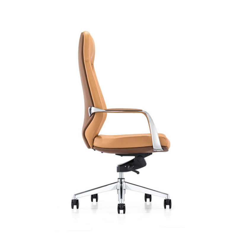 product-Furicco-A1711 Modern Executive Office PU Leather High Back Chairs-img