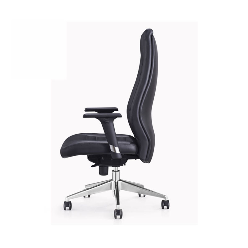 product-cheap best foshan furniture manufacturer high back design revolving pu executive office chai-1