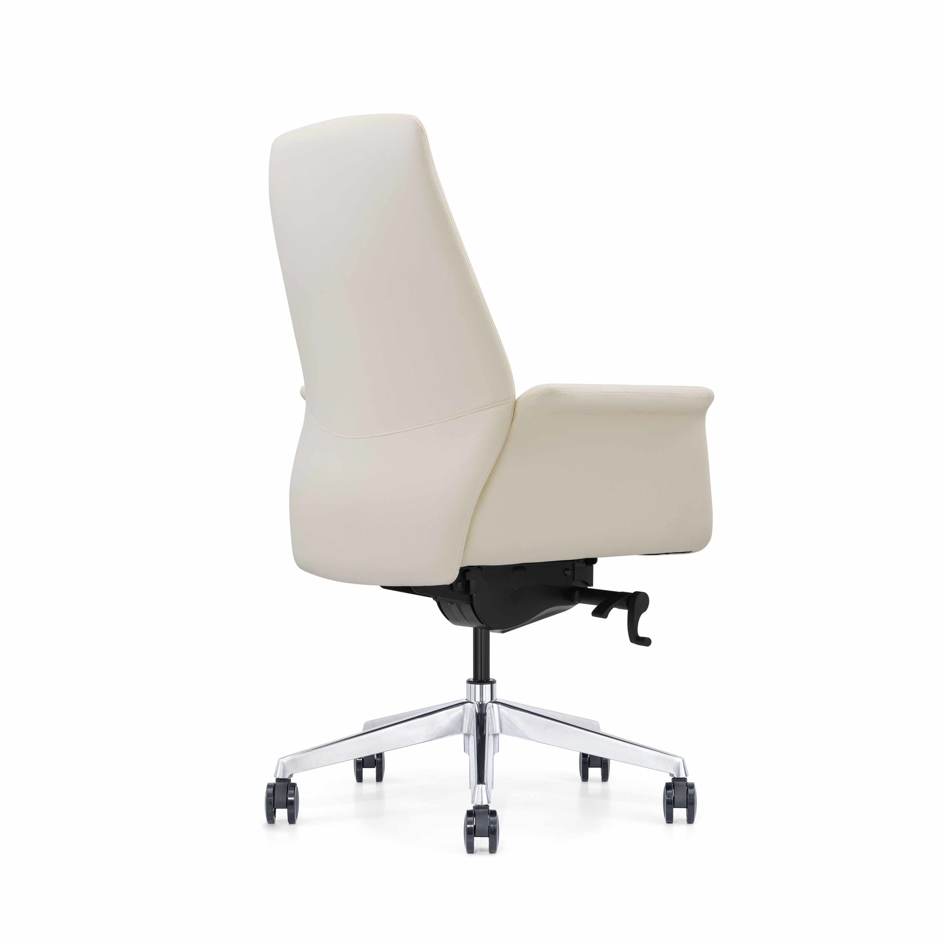 product-Furicco-modern mid back good quality staff office chairs furniture B1612-img