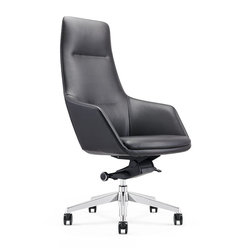 product-Furicco-High Quality PU Leather Comfortable Commercial Luxury Office Chair A1908-img