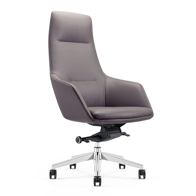 product-High Quality PU Leather Comfortable Commercial Luxury Office Chair A1908-Furicco-img-1