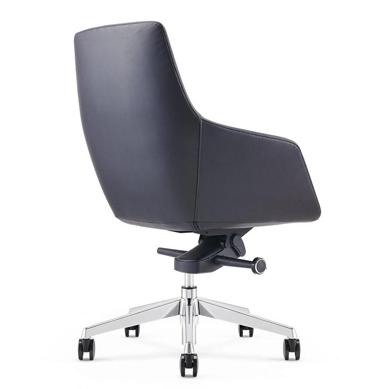 product-Furicco-Superior Ergonomic Reclining Staff PU leather Office Chair B1908-img