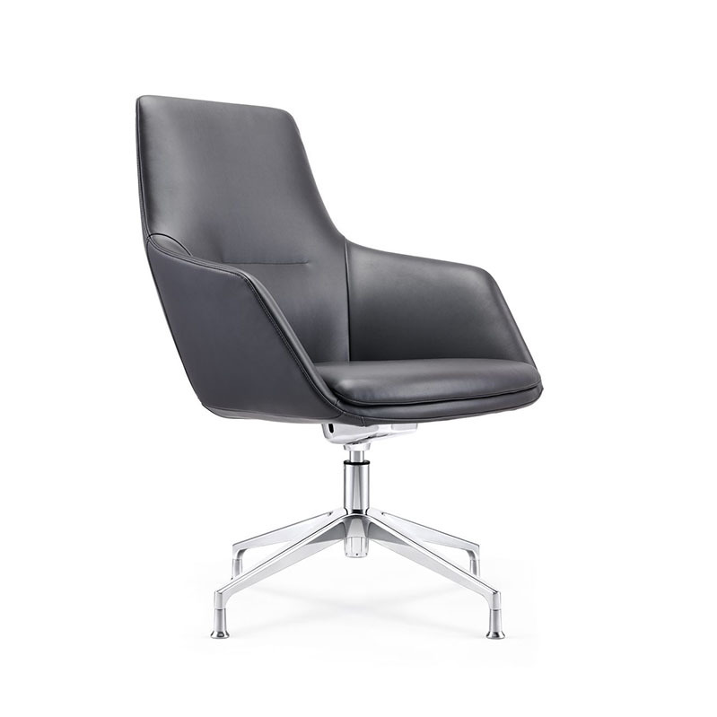 product-Furicco-Superior Ergonomic Reclining Conference PU leather Office Chair C1908-img