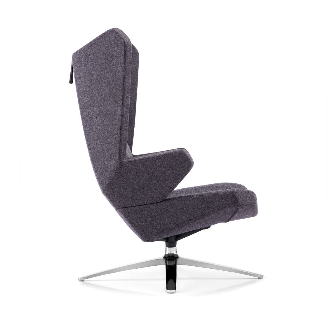 product-Modern Lounge Hotel Leisure Chairs With Ottoman F1828-Furicco-img-1