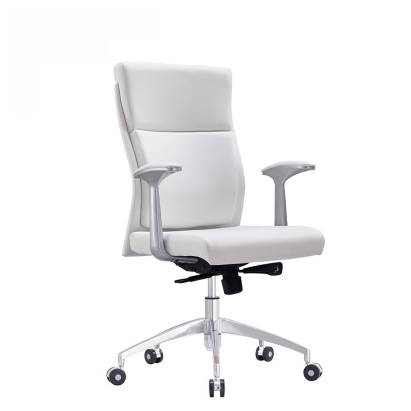 product-Computer swivel office chairs with armrest for staff 8234A-Furicco-img-1