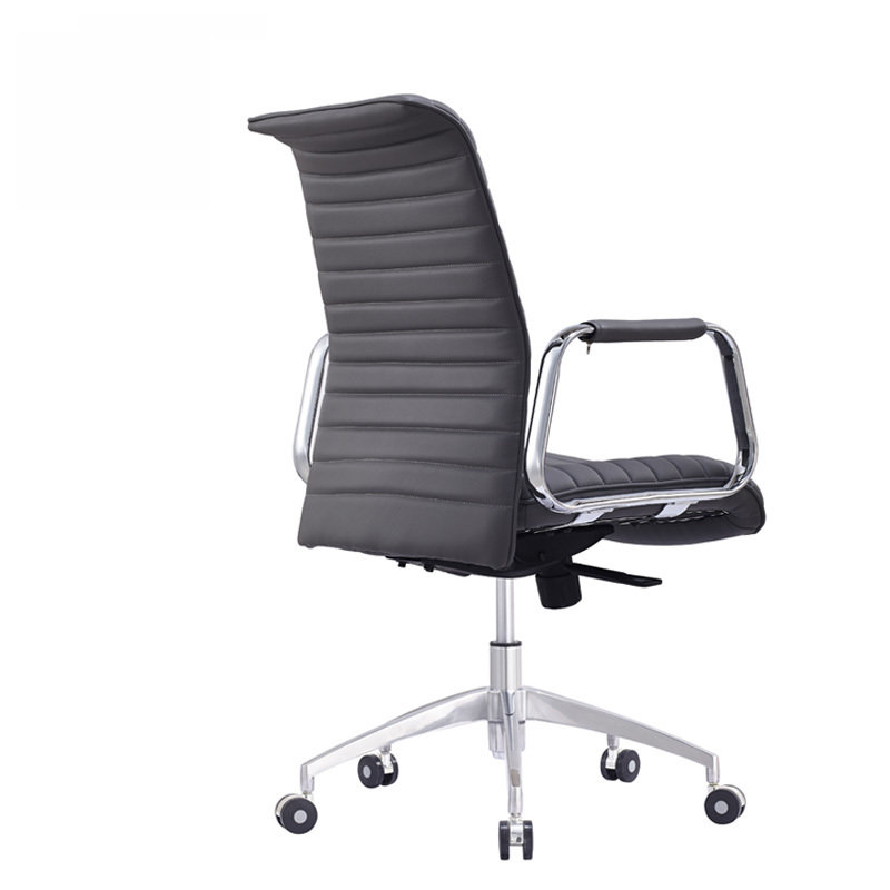 product-Furicco-Mid back century swivel executive staff office chair 9286-img