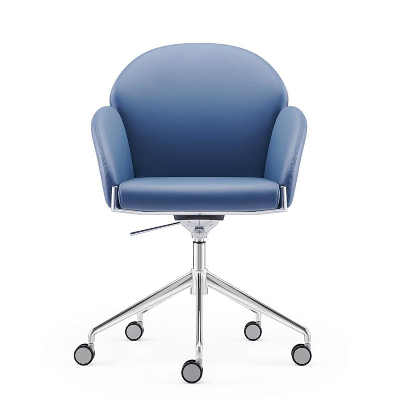 Bright-colored Swivel Chair B1909-Furicco
