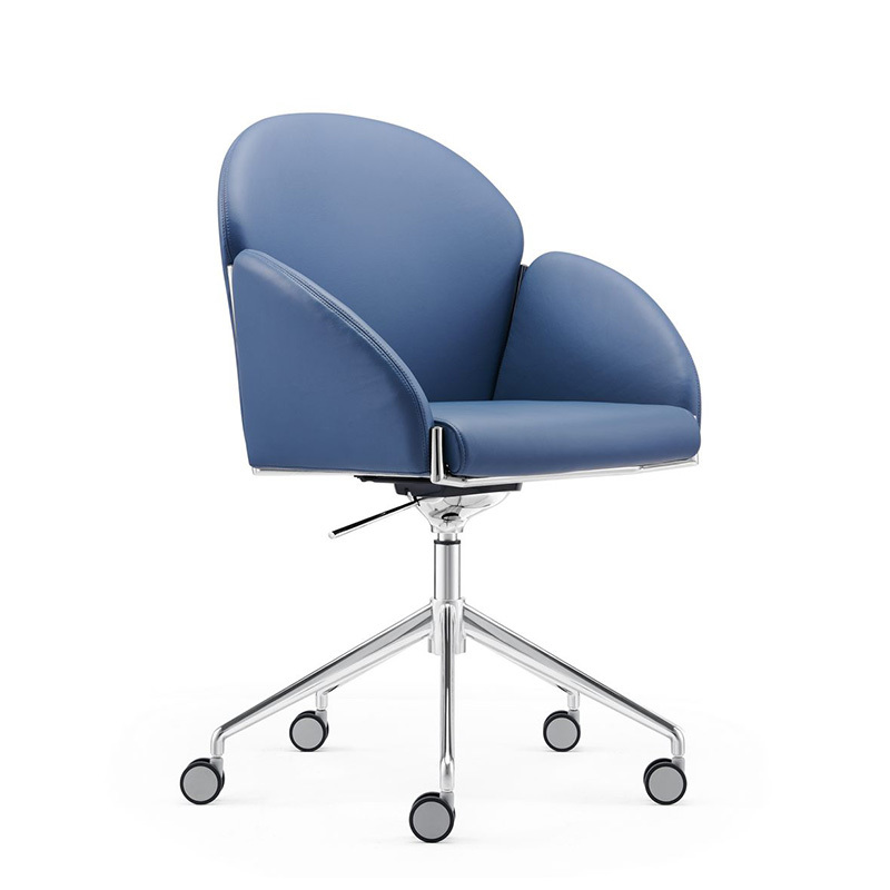 product-Furicco-Bright-colored Swivel Chair B1909-img