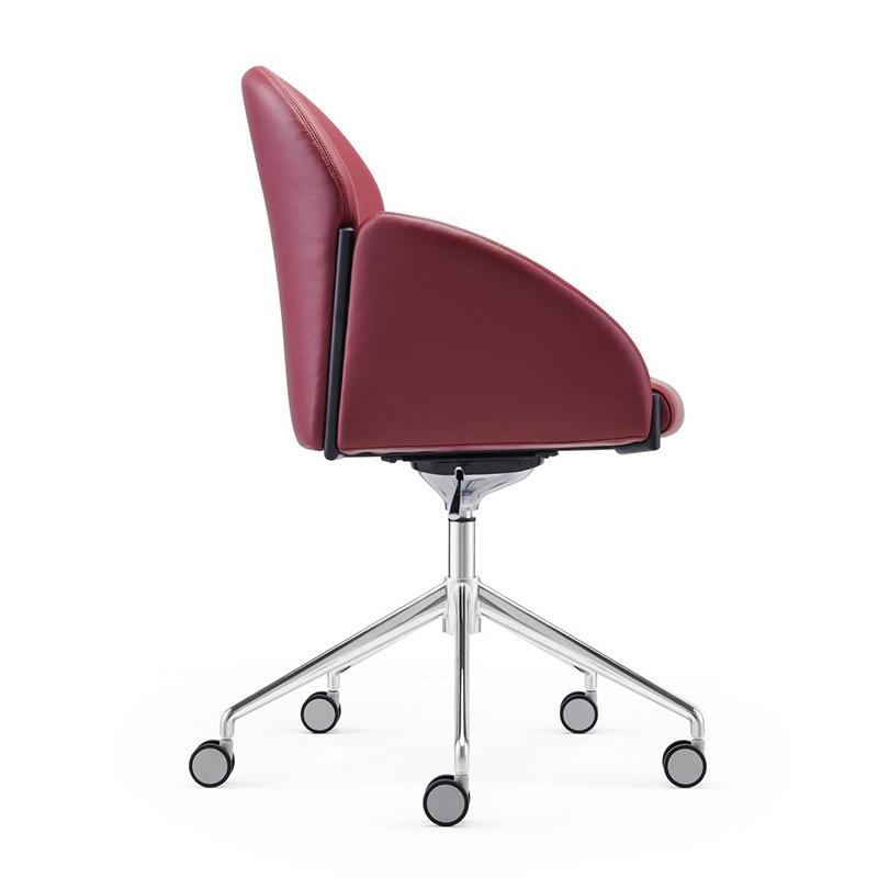 Furicco-Bright-colored Swivel Chair B1909