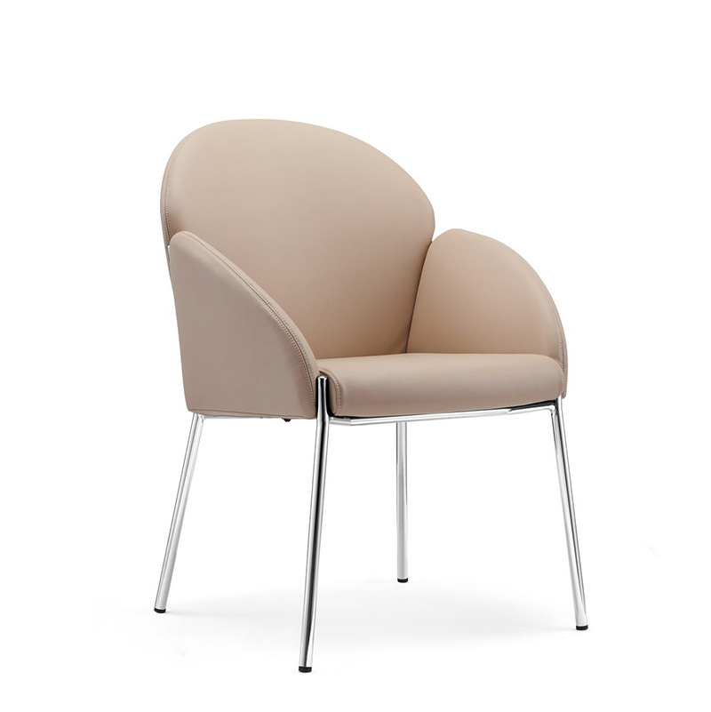 Bright-colored Swivel Chair C1909-Furicco