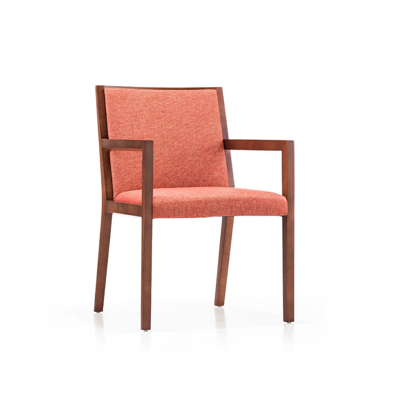 Simple Luxury and Natural Armchair C1803-Furicco