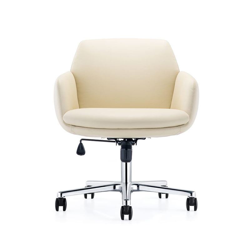 product-Furicco-Affordable Conference Room Leather Fabric Chairs with Castors B1720-img-1