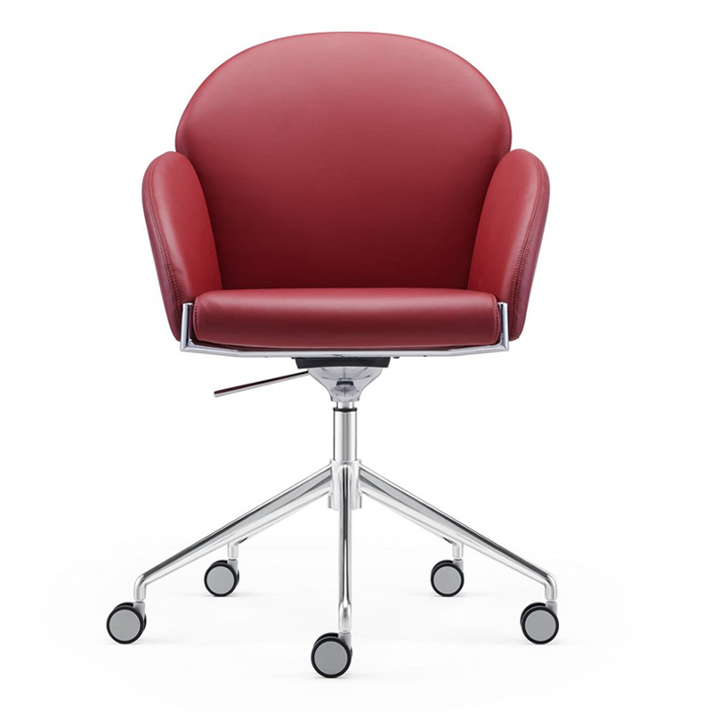 product-Modern multilateral series swivel armchair-Furicco-img-1